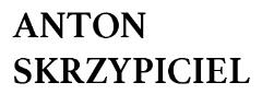 Anton Skrzypiciel Logo